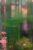 """""""Night wood """", 2016 - 145x100 cm. - Olie på lærred (SOLGT)"""